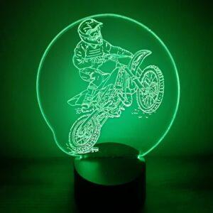 3D LED Licht